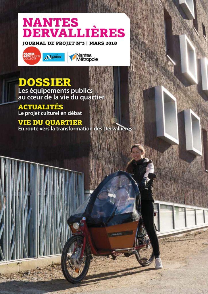 Dervallières - journal de projet